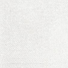 Coupon Toile 12Fils Blanc Zweigart®