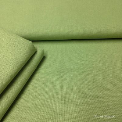 Coupon étamine Vert Granny Zweigart® (Réf.3984.6016)