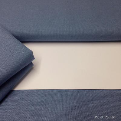 Coupon étamine Bleu Jeans Zweigart® (Réf.3984.522)