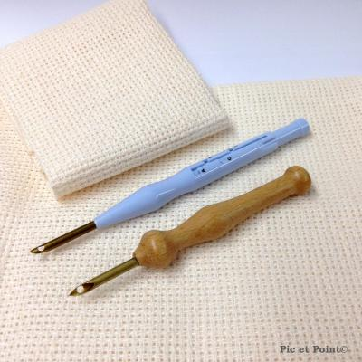 Coupon Toile Punch Needle
