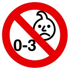 Logo enfants moins 3 ans