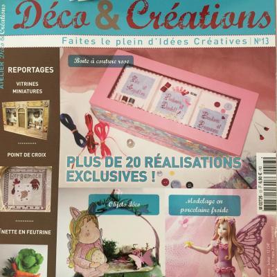 MAGAZINE ATELIER DECO et CREATIONS