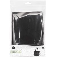 Sachet sac cabas noir