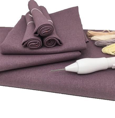 Toile violette foncee 3984 9033